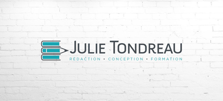 Julie Tondreau - Conception de site web