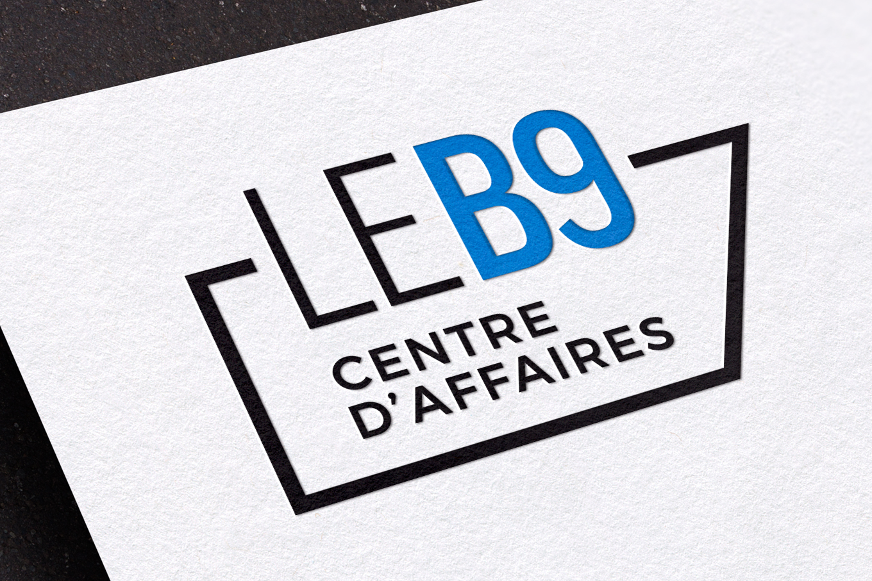 Centre d'affaires LeB9 - Logo