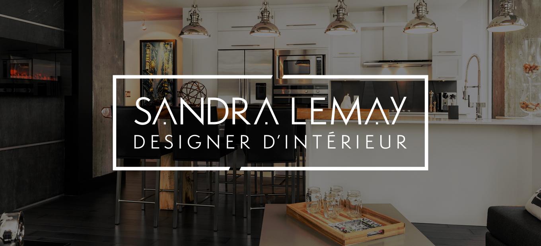 Sandra Lemay Designer d'intérieur - logo